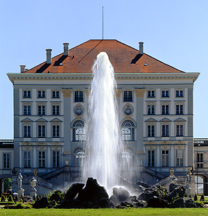 Picture: Fountain in the Large Parterre