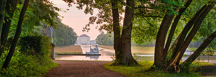 Picture: Nymphenburg Palace and Park