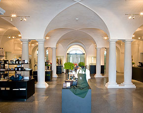 Picture: Museum shop in Nymphenburg Palace